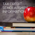 Applications for the Tax Credit Scholarship